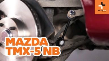 Mazda MX-5 Koppelstange vorne