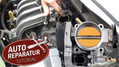 Renault Modus Drosselklappe