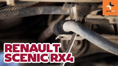 Renault Scenic RX4 Stabigummis vorne