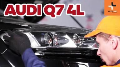 Audi Q7 4L Frontscheinwerfer