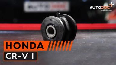 Honda CR-V unteren Querlenkerlager