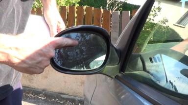 Peugeot 206 Außenspiegel