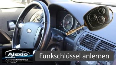 Ford Mondeo 3 Funkschlüssel