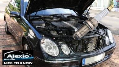 Mercedes E-Klasse W211 Zündkerzen
