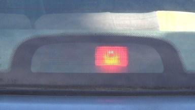 Renault Megane mittleren Bremslicht