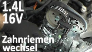 Volkswagen Golf5 Zahnriemen