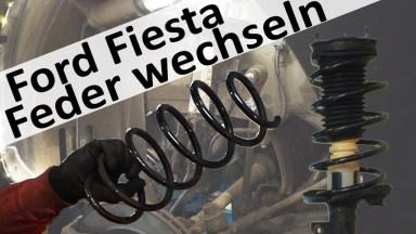 Ford Fiesta Federn vorne