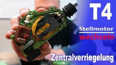Volkswagen T4 Stellmotor für Zentralverriegelung