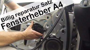 Audi A4 B6 Fensterheber