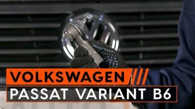 Volkswagen Passat B6 Spurstangenkopf