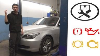 BMW 5er E61 Service