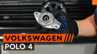 Volkswagen Polo 4 Domlager