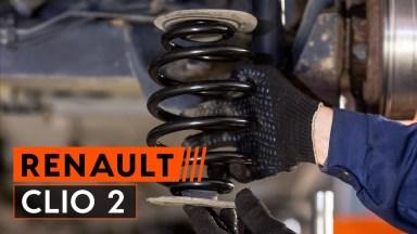 Renault Clio 2 Fahrwerksfedern