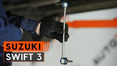 Suzuki Swift 3 Koppelstange vorne
