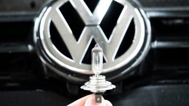 Volkswagen Golf 5 Abblendlicht H7