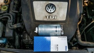 Volkswagen Golf 4 Kraftstofffilter