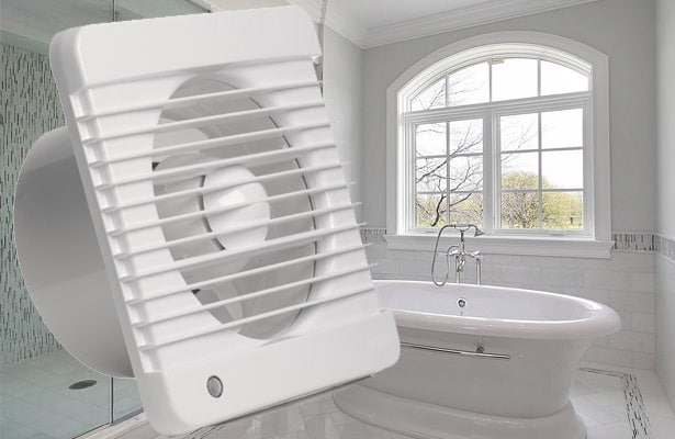 s ventilator badkamer kapot » terrassenholz, Badkamer