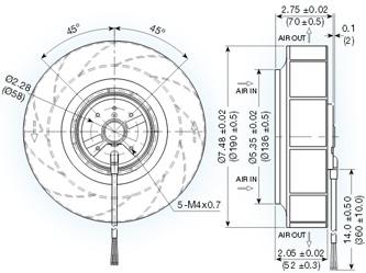 Industrial Air Blowers Industrial Pressure Blower Wiring