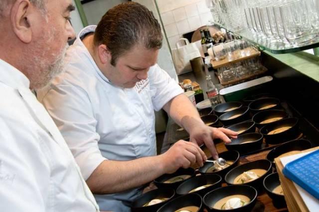 Bourgondisch koken in Mechelen