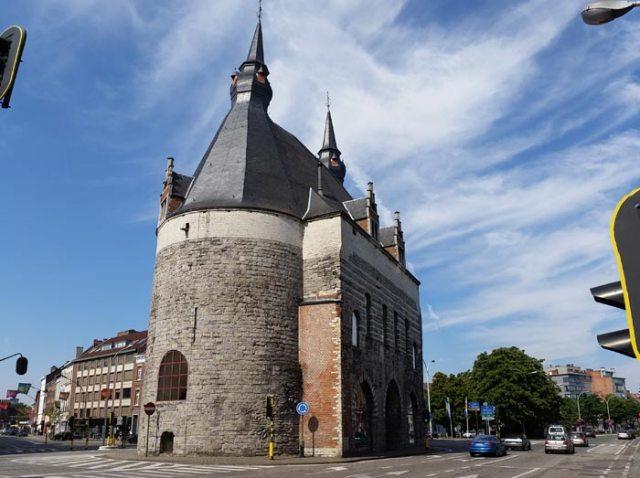 Brusselpoort stad Mechelen
