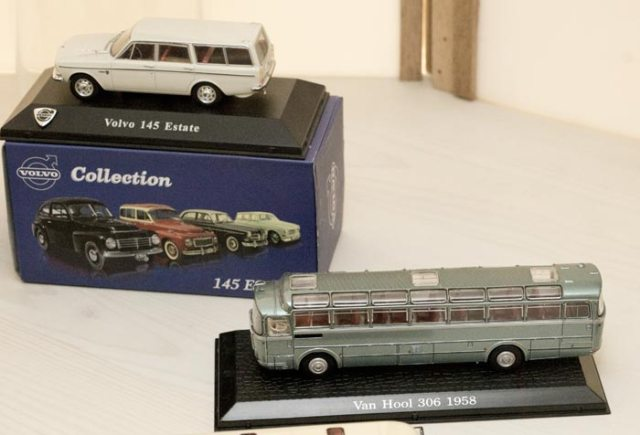 Roadtrip met oldtimers in Speelgoedmuseum