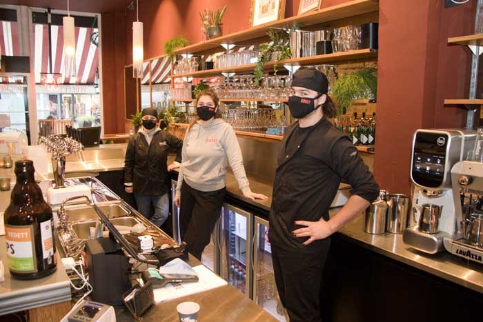 Spaghetti restaurant BAVET Mechelen