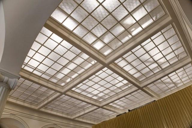 Plafond stadscinema Lumière Mechelen