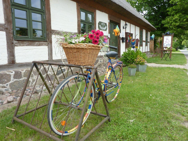 Alte Ausspanne  Mecklenburgische Seenplatte