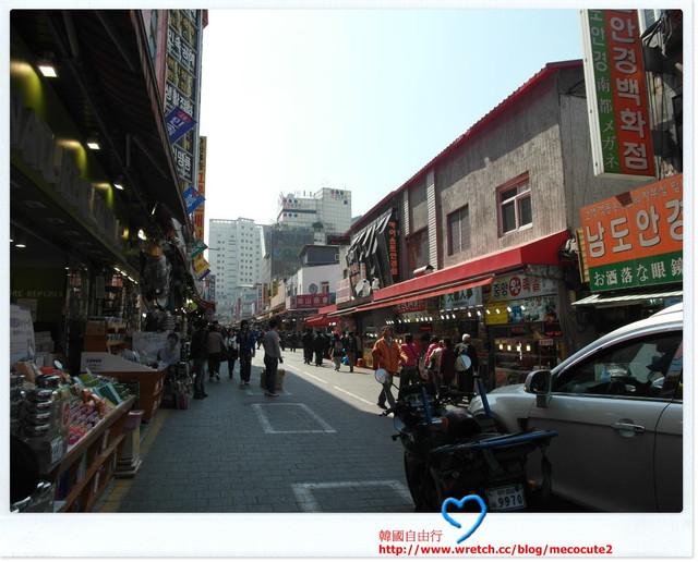 韓國自由行~南大門手信街還有韓國的傳統美食街 – 陳小可的吃喝玩樂