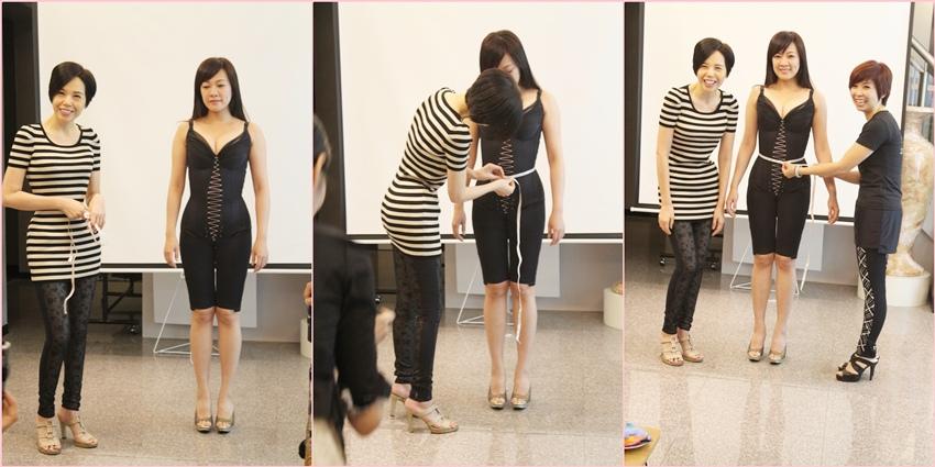 【塑身衣試穿】LOLINYA 蘿琳亞頂級塑身衣無感纖型布料~透氣舒適好活動穿一整天也不悶熱! – 陳小可的吃喝玩樂