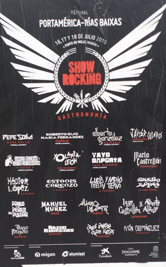 cartel Showrocking 2015