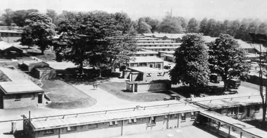 WW2 Military Hospitals  WW2 US Medical Research Centre