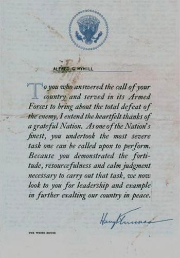 Veterans's Testimony