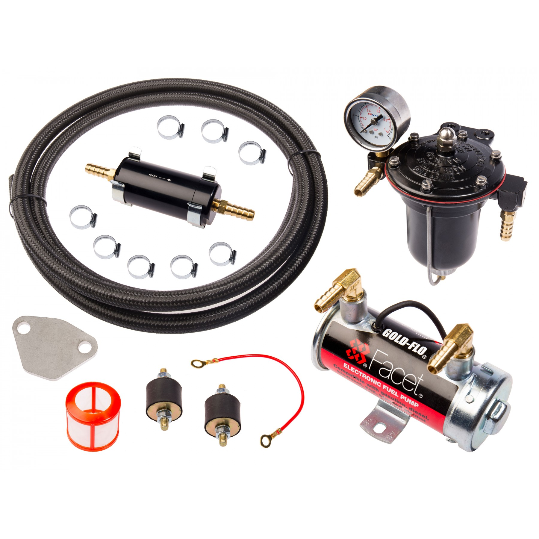 hight resolution of  med engineering ltd competition fuel system kit weber med engineering