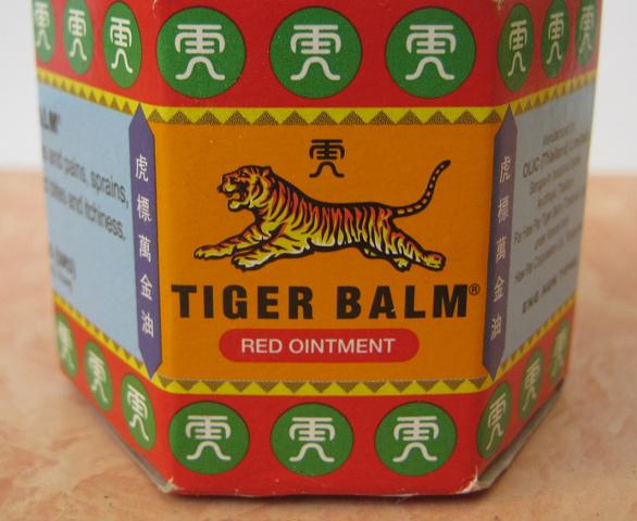 Tiger Balm Sports Balm
