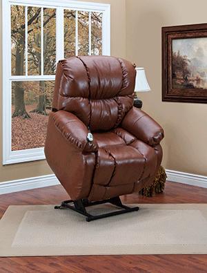 Bentley 5900 Wall Away Lift Chair By MedLift