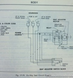 buick heated seat wiring diagram [ 995 x 800 Pixel ]