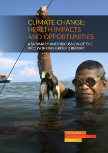 climate change - health impacts and opportunities