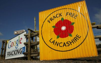 The decision to frack in Lancashire: shale gas is unburnable and must be left in the ground