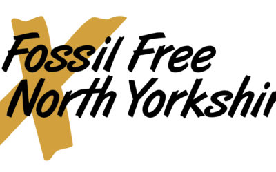 Divest North Yorkshire Pension Fund from Fossil Fuels!