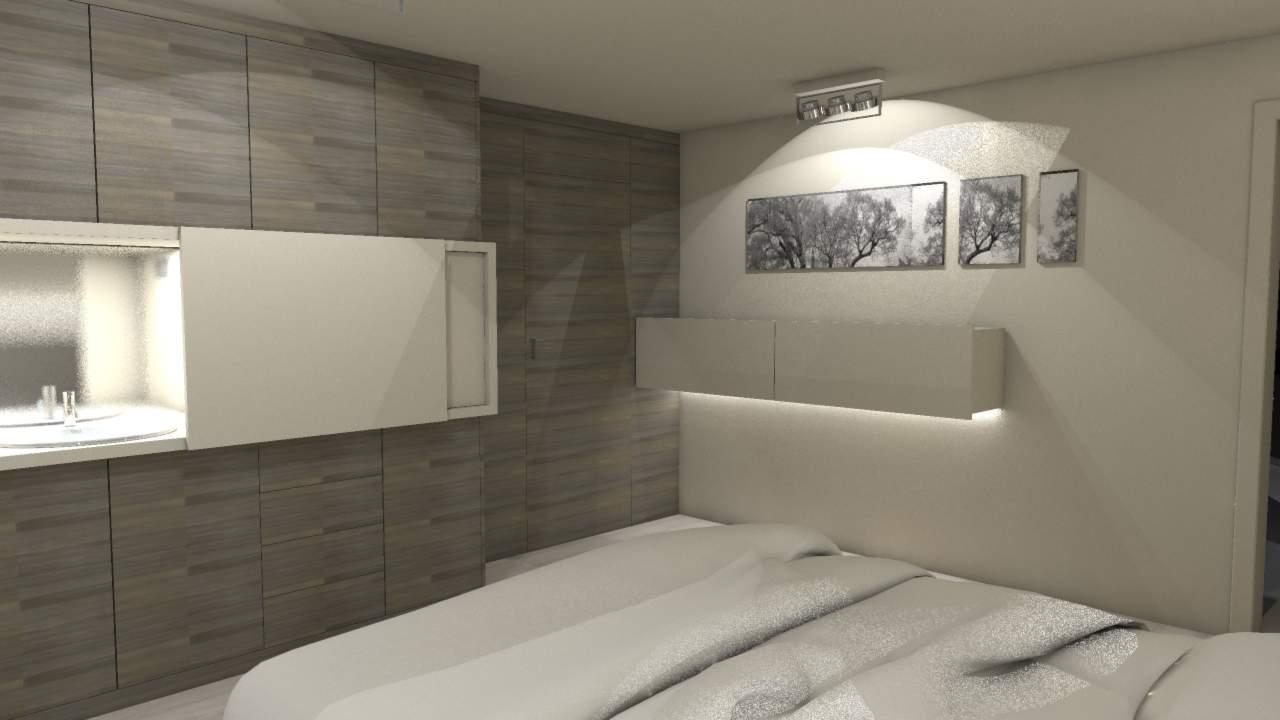 Slaapkamer ontwerpen idee m interieurarchitecten limburg - Volwassen slaapkamer idee ...