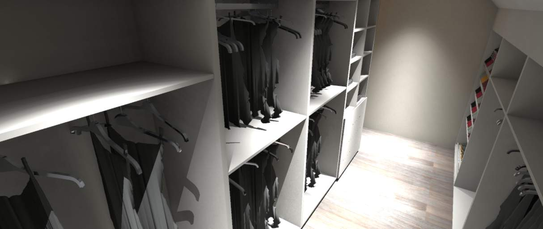 dressing & wandkasten
