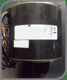 pool heater fan motor