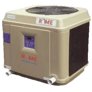 Rome Heat Pumps | Rome Premier Series Pool Heat Pump