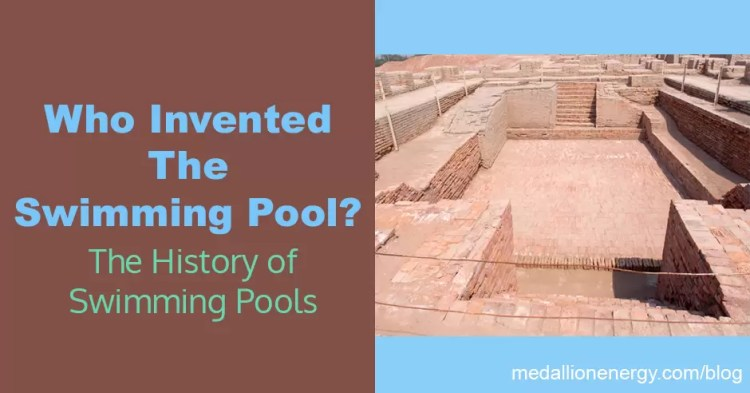 who invented the swimming pool history of swimming pools how did swimming get started