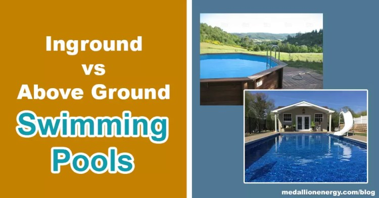inground vs above ground pools inground pool pros and cons above ground pool pros and cons inground pool cost above ground pool cost