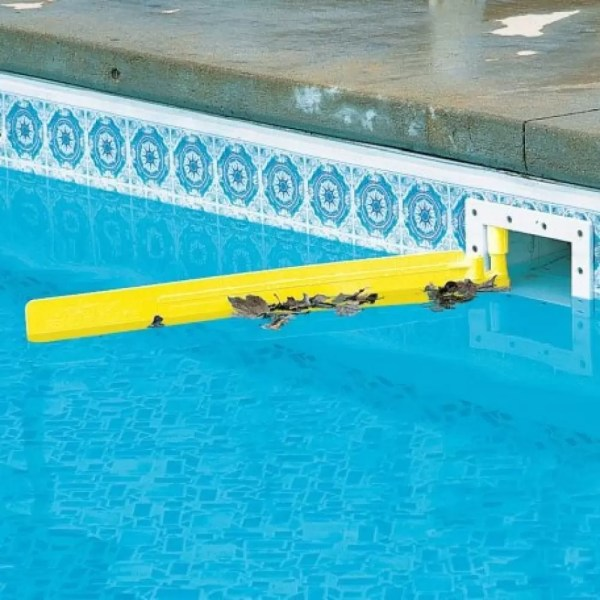 pool maintenance automation pool skimmer extension arm