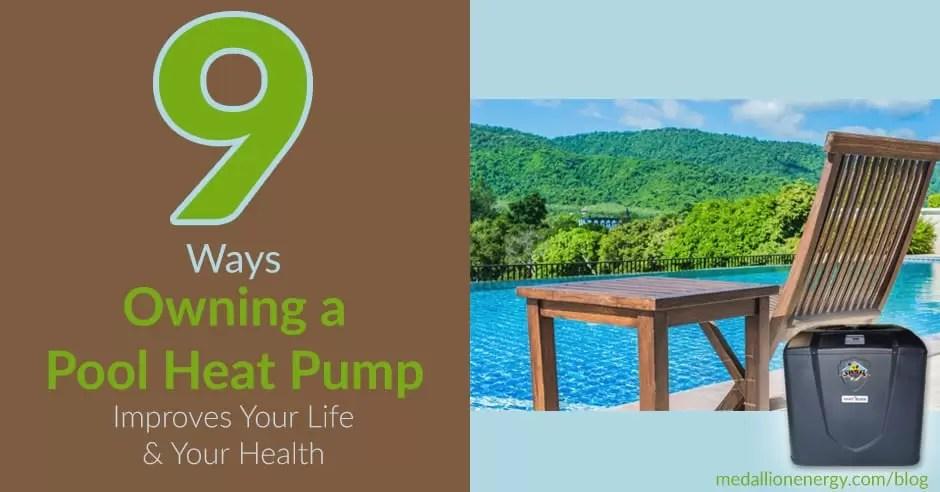 Pool Heat Pumps Pool Heater Repair Amp Parts Medallion Energy