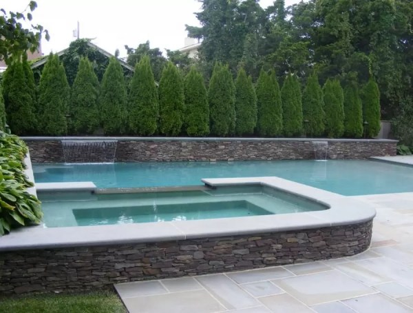 simple pool landscaping ideas