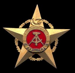 Odm Of East Germany Order Of The Star Of Friendship Of